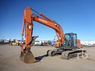 2012 HITACHI ZX225USLC-3 Hydraulic Excavator