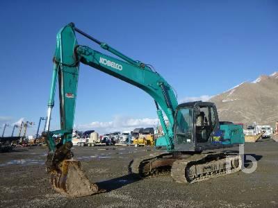 2004 KOBELCO SK200-VI-6E Hydraulic Excavator