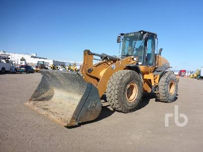 2013 CASE 821F Wheel Loader