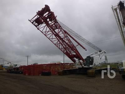 2001 MANITOWOC 2250 300 Ton Crawler Crane