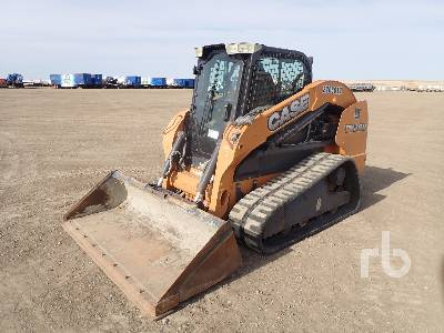 2013 CASE TV380 2 Spd Compact Track Loader