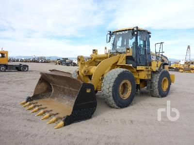 2007 CAT 950H Wheel Loader