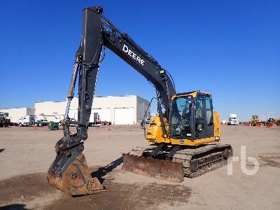 JOHN DEERE 135G Hydraulic Excavator
