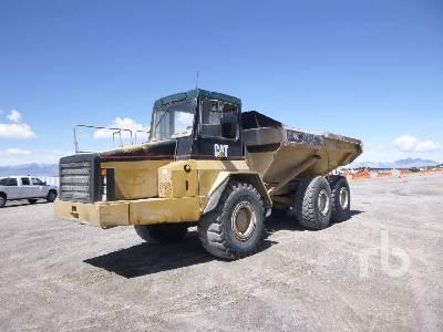 1996 CATERPILLAR D300E Articulated Dump Truck