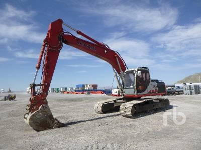 2001 LINK-BELT 210X Hydraulic Excavator