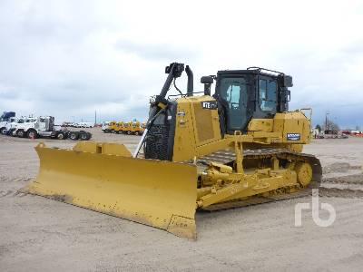 2013 CATERPILLAR D7E LGP Hystat Crawler Tractor