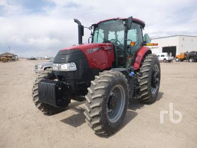 2016 CASE FARMALL 130A MFWD Tractor