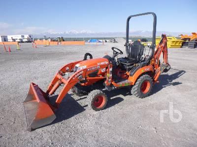 2018 KUBOTA BX23S 4WD Utility Tractor