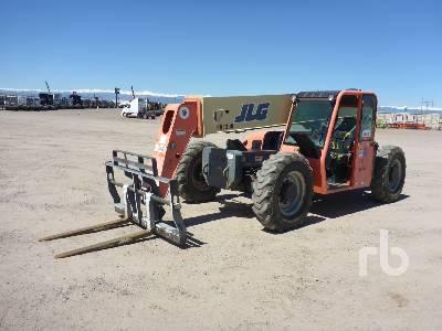 2007 JLG G943A 9000 Lb 4x4x4 Telescopic Forklift