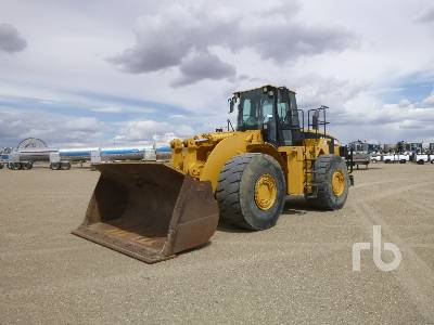1998 CATERPILLAR 980G Wheel Loader