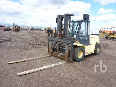 2000 HYSTER H155XL 11150 Lb Forklift