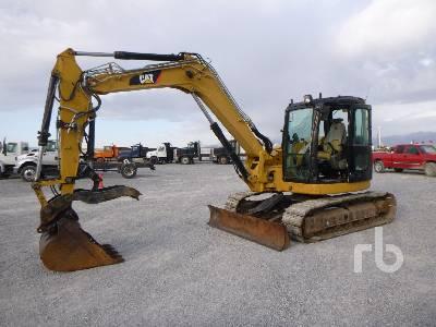2009 CATERPILLAR 308DCR SB Midi Excavator (5 - 9.9 Tons)