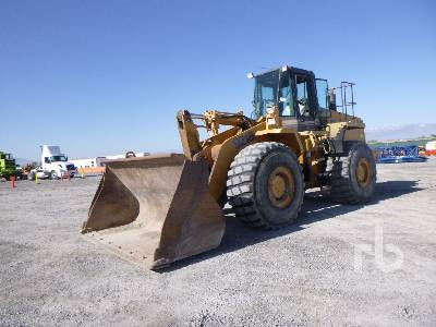 1998 CASE 921B Wheel Loader