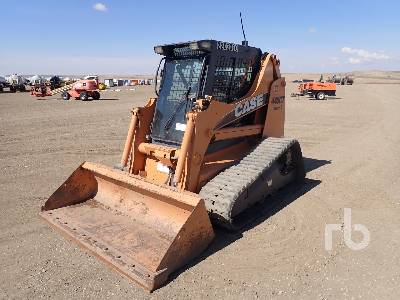 2010 CASE 445CT Compact Track Loader