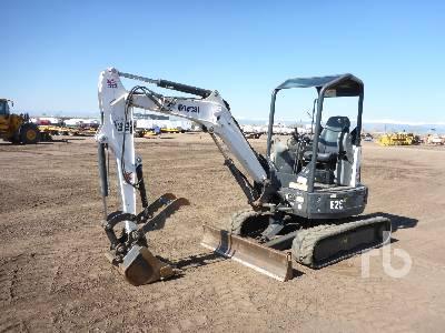 2016 BOBCAT E26 Mini Excavator (1 - 4.9 Tons)