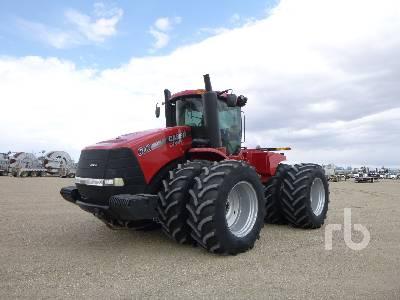 2013 CASE IH STEIGER 600S 4WD Tractor
