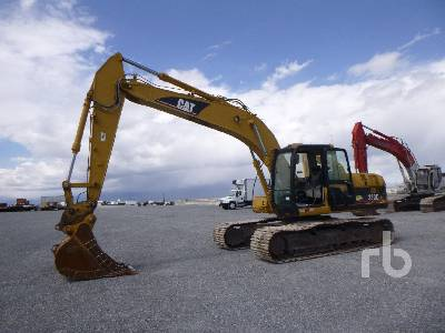 2007 CATERPILLAR 320CL Hydraulic Excavator