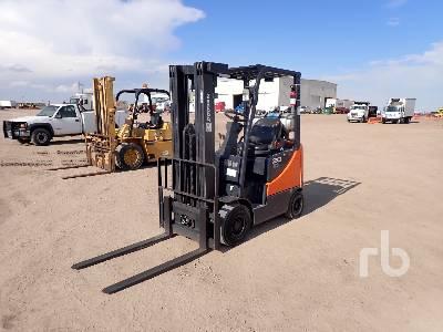 2014 DOOSAN G20SC Forklift