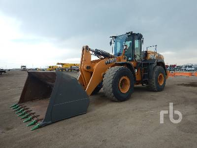 2016 CASE 1121F Wheel Loader