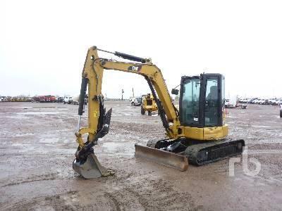 2016 CATERPILLAR 305.5E2 CR Mini Excavator (1 - 4.9 Tons)