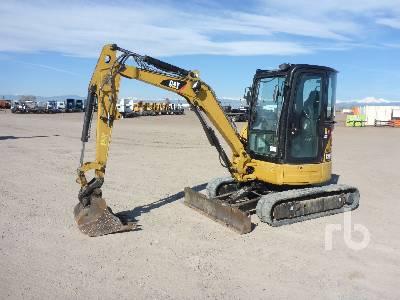 2014 CATERPILLAR 303.5E CR Mini Excavator (1 - 4.9 Tons)