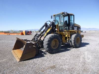 2003 CATERPILLAR IT28G Wheel Loader