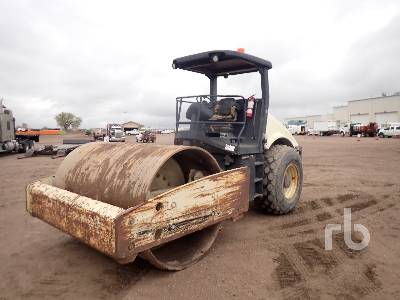 2002 INGERSOLL-RAND SD122DX Vibratory Padfoot Compactor