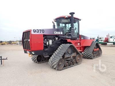 1999 CASE IH 9370 QuadTrac 4WD Tractor