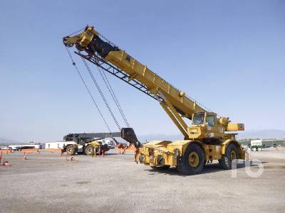 1983 GROVE RT740 40 ton Rough Terrain Crane