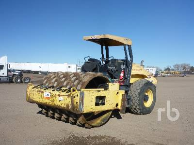 2008 BOMAG BW213PDH-40 Vibratory Padfoot Compactor