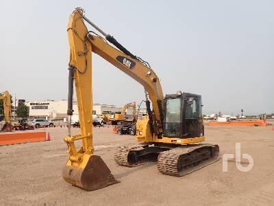 2010 CATERPILLAR 314D LCR Hydraulic Excavator