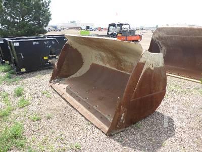 CATERPILLAR Q/C 118 In. Wheel Loader Bucket