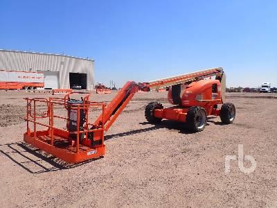 2008 JLG 600AJ 4x4 Boom Lift