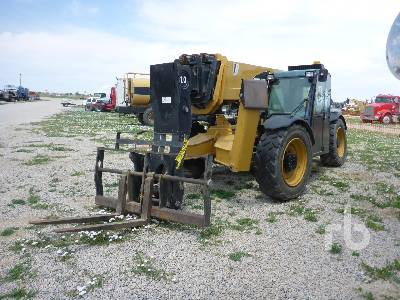 2013 CATERPILLAR TL1055C 4x4x4 Telescopic Forklift Parts/Stationary Construction-Other