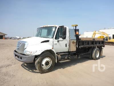 2007 INTERNATIONAL 4300 Dump Truck (S/A)