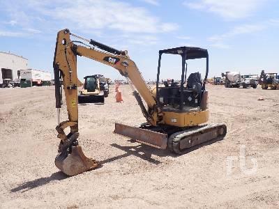 2013 CATERPILLAR 303.5E CR Mini Excavator (1 - 4.9 Tons)