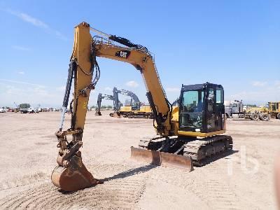 2014 CATERPILLAR 308E2CRSB Midi Excavator (5 - 9.9 Tons)
