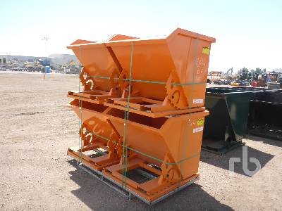 Unused SUIHE Qty Of 1 CY Hoppers Container Equipment - Other