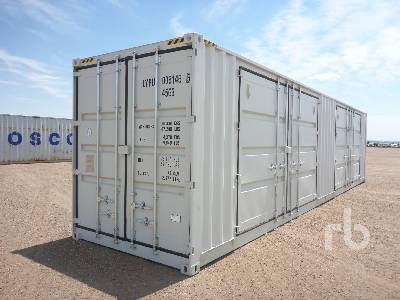 SUIHE 8 Ft x 40 Ft High Cube One Way Container