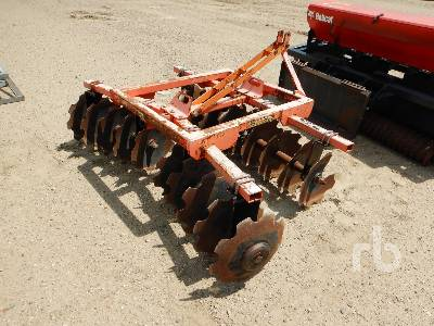 LAND PRIDE DH1572 72 In. Disc