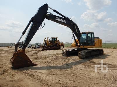 2008 JOHN DEERE 240D LC Hydraulic Excavator
