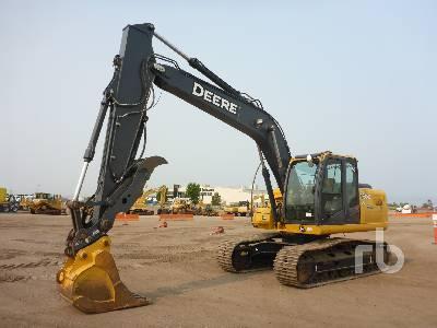 2011 JOHN DEERE 160D LC Hydraulic Excavator