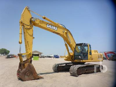 2004 JOHN DEERE 330C LC Hydraulic Excavator