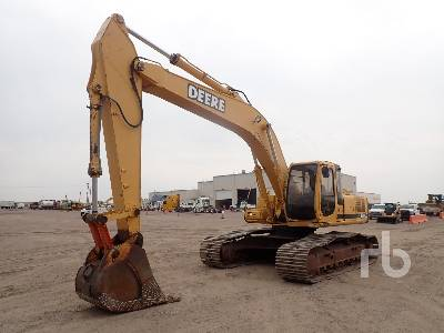 1998 JOHN DEERE 270 LC Hydraulic Excavator