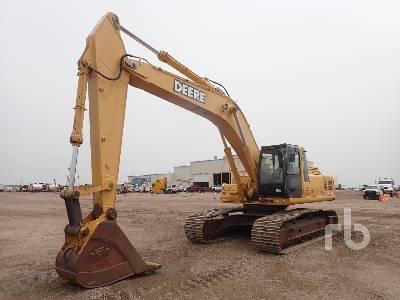 2003 JOHN DEERE 330C LC Hydraulic Excavator