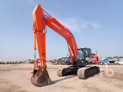 2017 HITACHI ZX350LC-6N Hydraulic Excavator