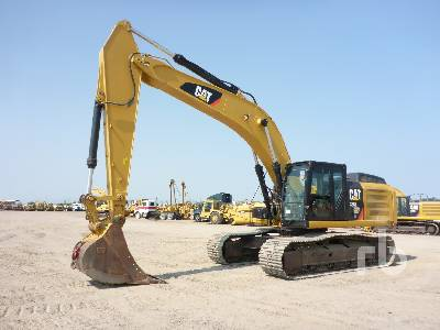 2011 CATERPILLAR 336E L Hydraulic Excavator