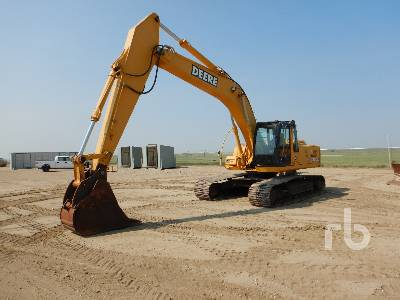 2006 JOHN DEERE 230C LC Hydraulic Excavator