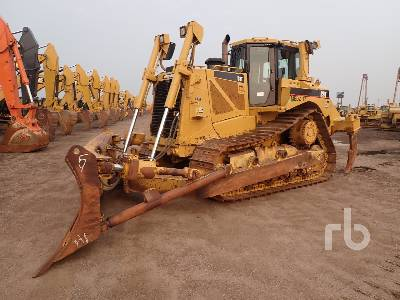 2007 CATERPILLAR D8T Crawler Tractor