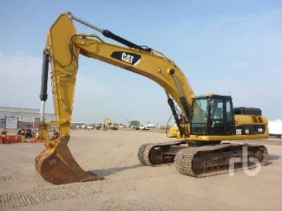 2010 CATERPILLAR 336D L Hydraulic Excavator